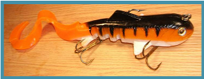 RSD-6 Orange tiger