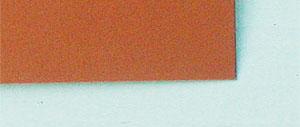 Vulkanfiber brun 0,4 mm