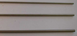 Nysilverstång 12,8 mm