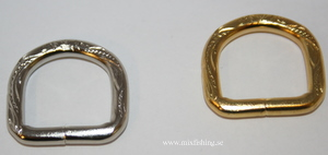 D-ring dekor 16 mm