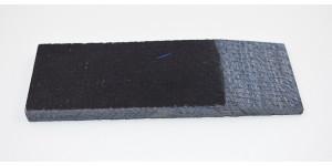 Micarta jute - Navy 8mm