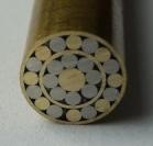 Mosaikpin 8,0 mm Mix18