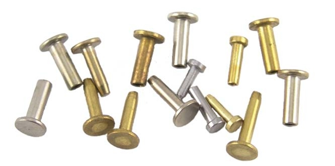 Cutlery rivets