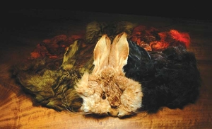 Hare's Ear mask