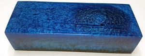 Akryl block Safir