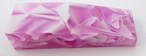 Akryl block Rose Pink