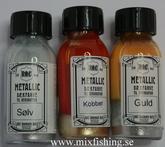 Metallic färg