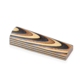 Laminerat Brown/Birch/Dark Grey - skala