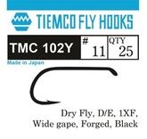Tiemco TMC 102Y Dry Fly