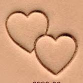 3D Puns - Heart 8298
