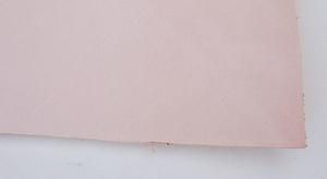 Vegetabilgarvat läder 2:a sortering 1,5 mm