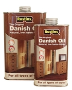 Danish Oil 250ml