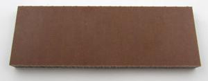 Micarta linen - Brown