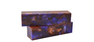 Inlace Bronze & Violet