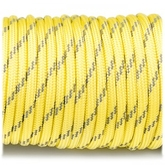 Paracord 550 - Reflective Yellow