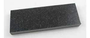 Corian Svart Quarts 12 mm.