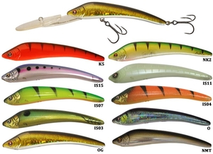 Koolie Minnow Long Lip LL