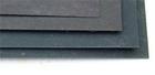Vulkanfiber svart 0,5 mm