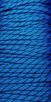 Paracord Blue Wave