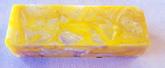 Akryl block Yellow pearl