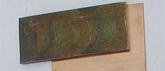 Brons 1,0 mm (40x150mm)