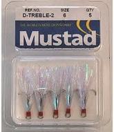 Mustad D-Treble-2