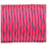 Paracord 550 - Pink Blue