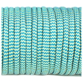Paracord 550 - Blue Yellow Wave