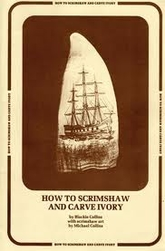 How to Scrimshaw and carve ivory