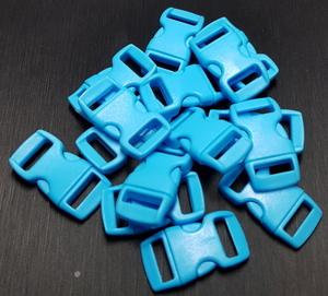 Snäpplås Blå 10 mm