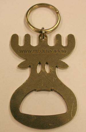 Nyckelring / kapsylöppnare