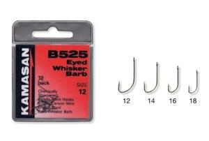 Kamasan B525 Eyed Whisker Barb