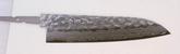 Santoku SS Damascus 180