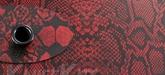 Kydex Snake skin Blood Rattler 2,0 mm