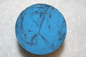 Polyester Cobalt cylinder