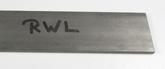 RWL-34 Mått 7x50x1000 mm