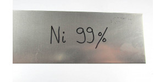 Nickel 99% 1x50x250 mm