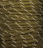 Paracord Reflective Army Green