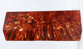 Stabiliserad Maple Burl Mix-534